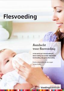 Aandacht voor flesvoeding