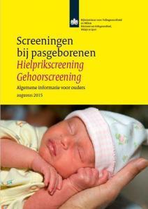 Hielprikscreening Gehoorscreening